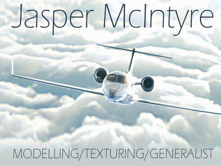 Modelling/Texturing DemoReel
