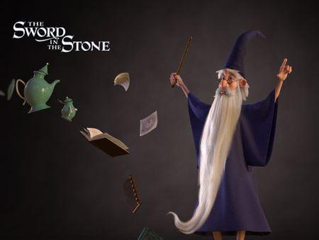 Merlin's Photoshoot