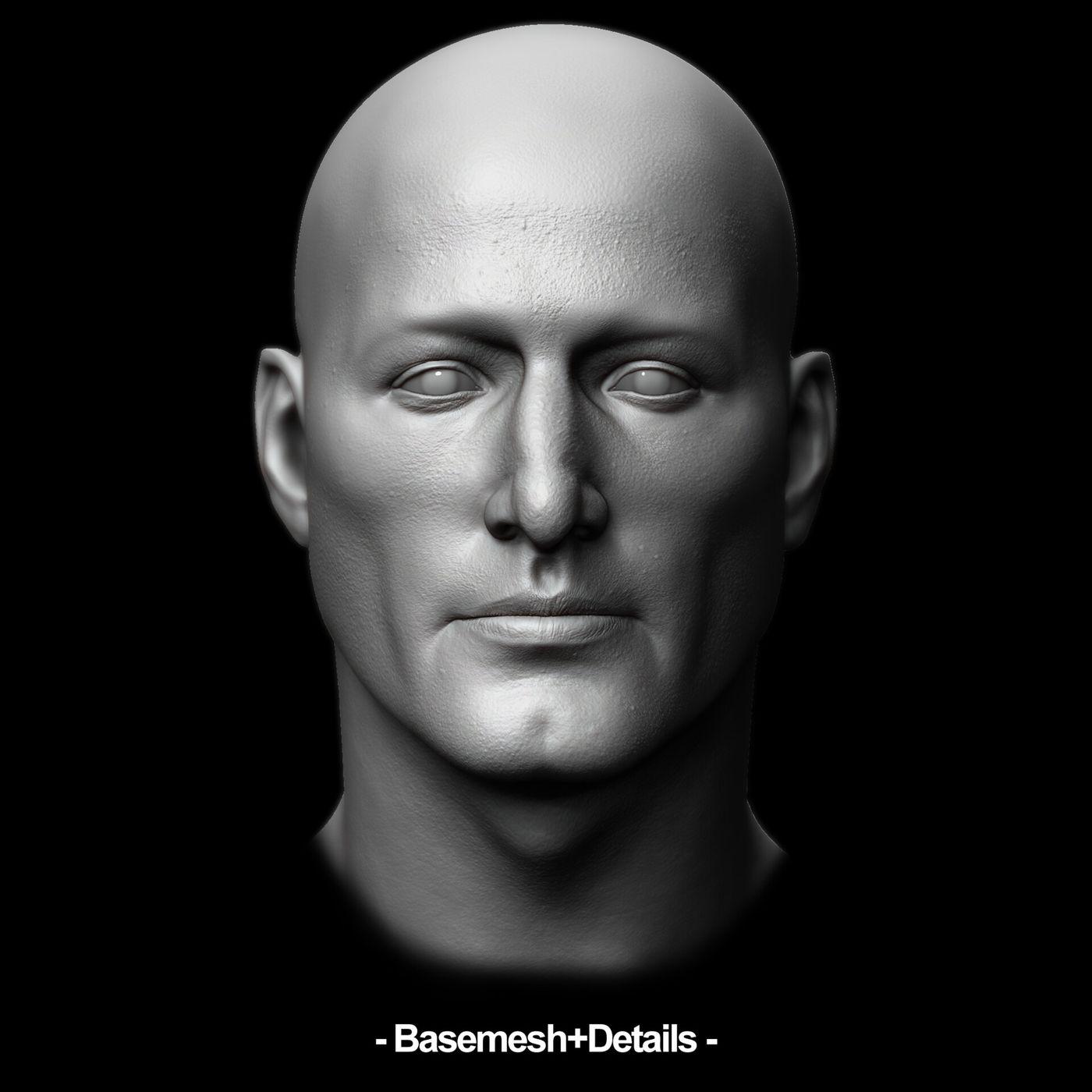 Joaquin Cossio Joaquincossio Jonsnow Basemesh Details Joaquincossio