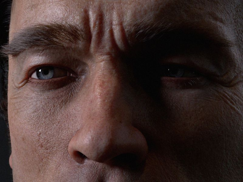 Young Arnold portrait
