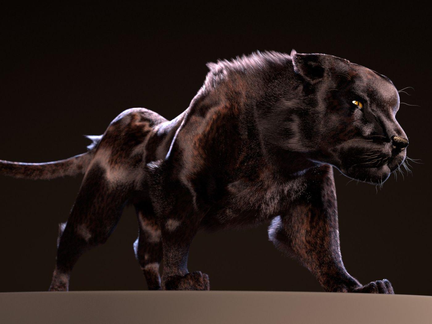 Fur - panther