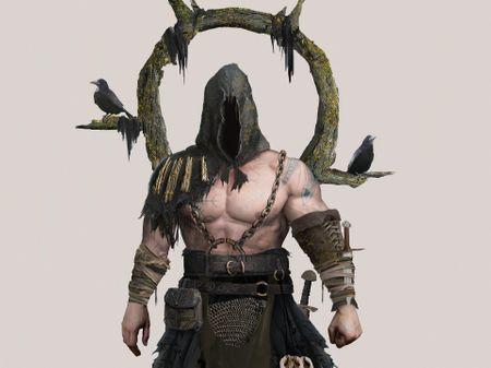 Trahaearn the undead warrior