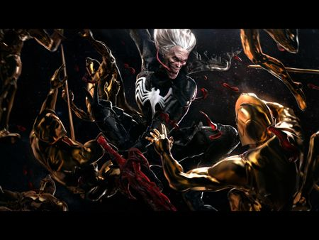 Knull God of Symbiotes