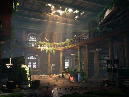 Joe Taylor | Games Environment Artist