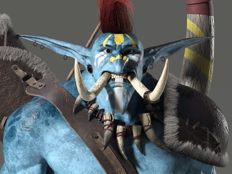 Darkspear Troll