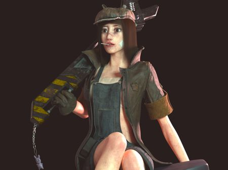 Jillian - The Flimsy Mechanic