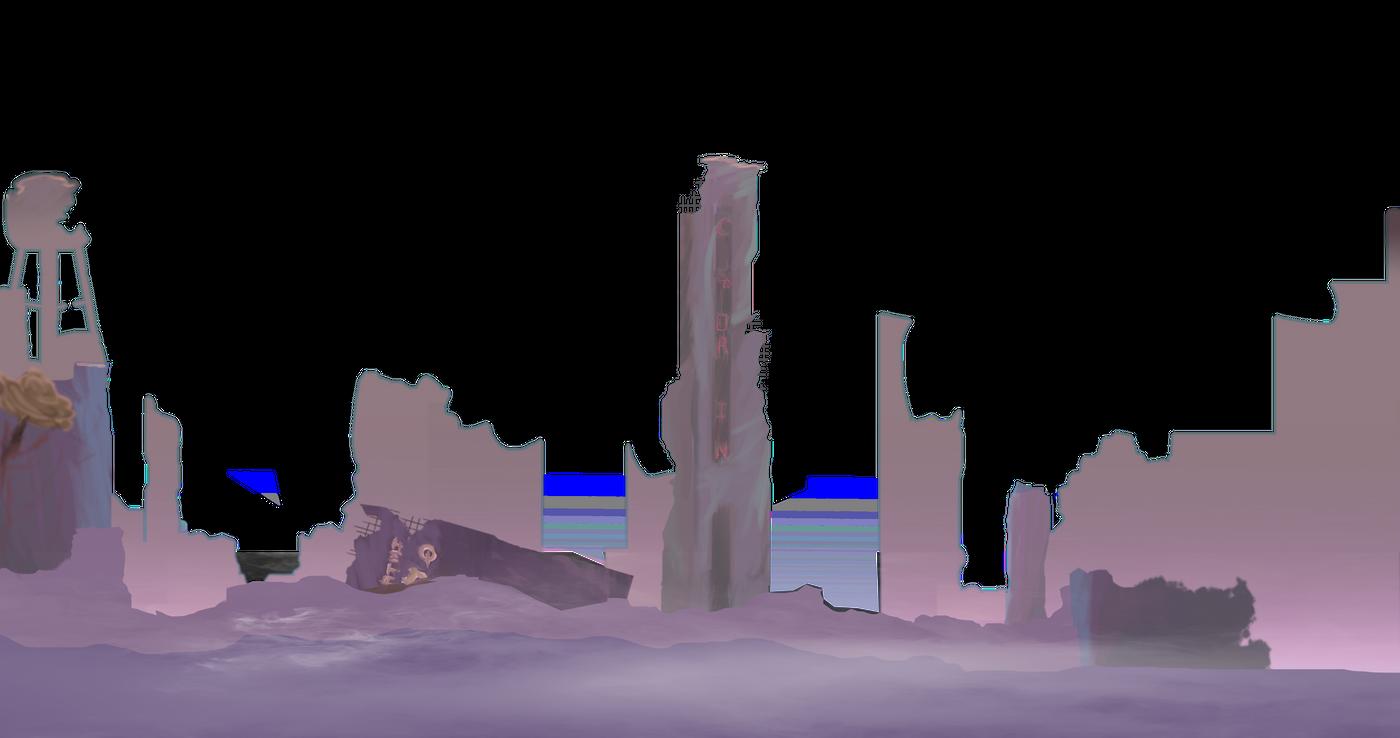Destroyed City Mid Johnarthurmeakin