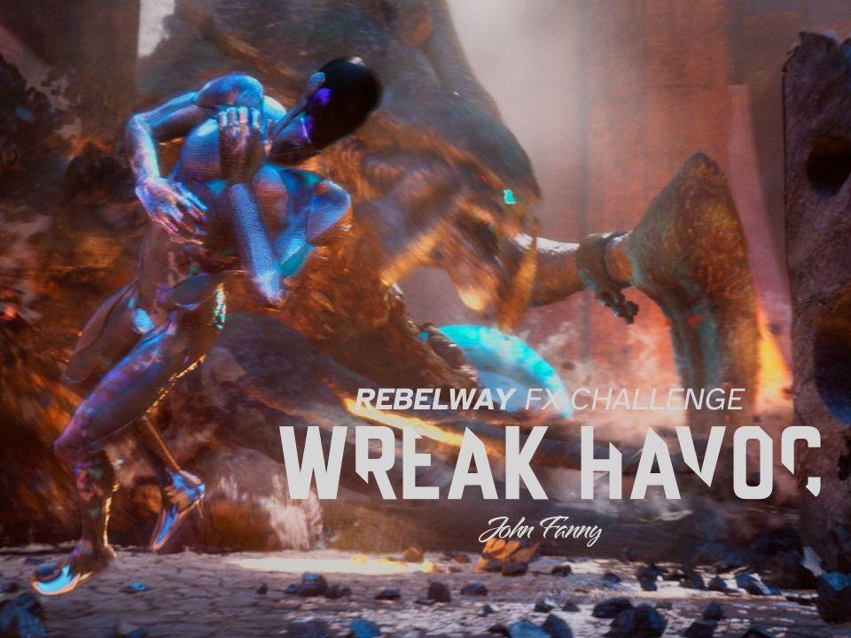 Wreak Havoc