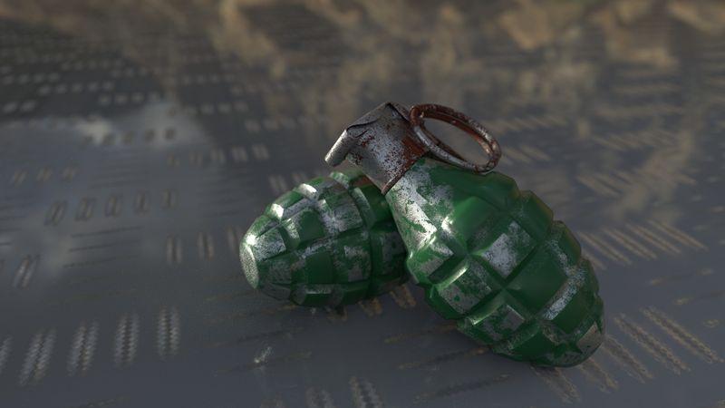 War Grenade