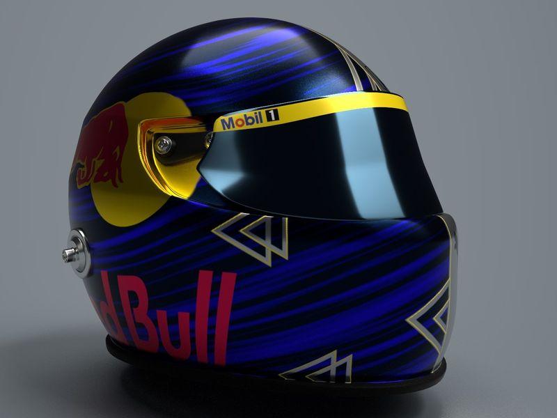 Rebull Helmet