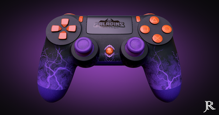 Paladins PS4 Controller