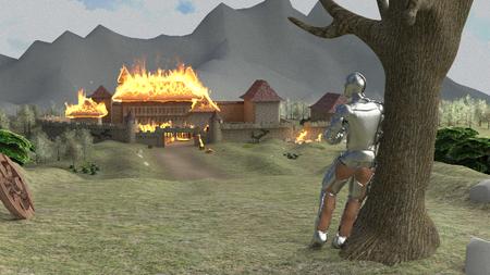 A Dwindling Flame [V1.0]