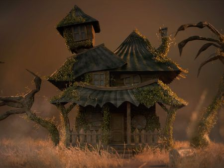 My MonsterHouse