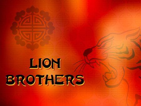 Lion Brothers Keyshot
