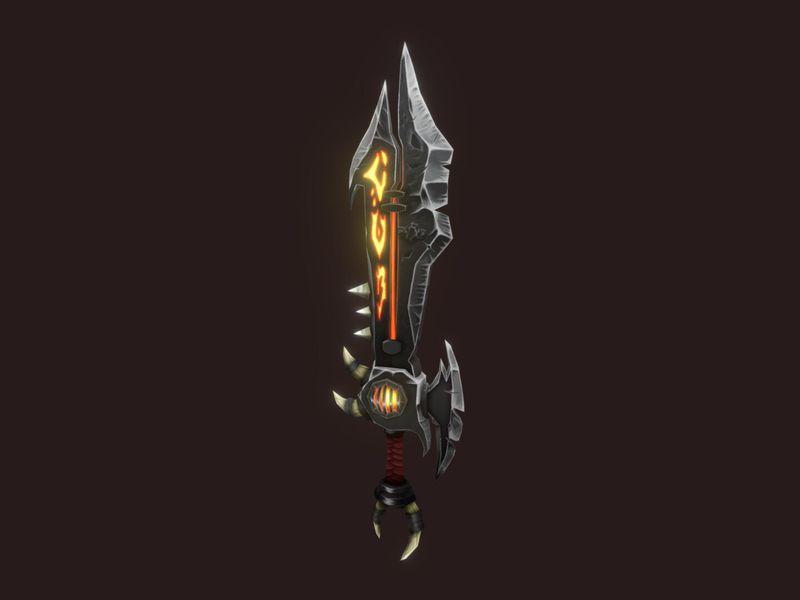 World of Warcraft - Molten Edge