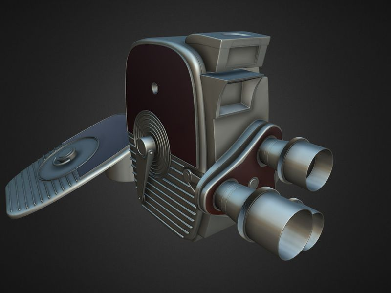 Vintage Camera - Keystone Capri K25