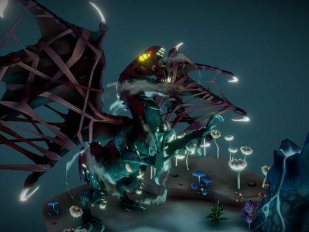 Vaal Hazak - Monster Hunter: World