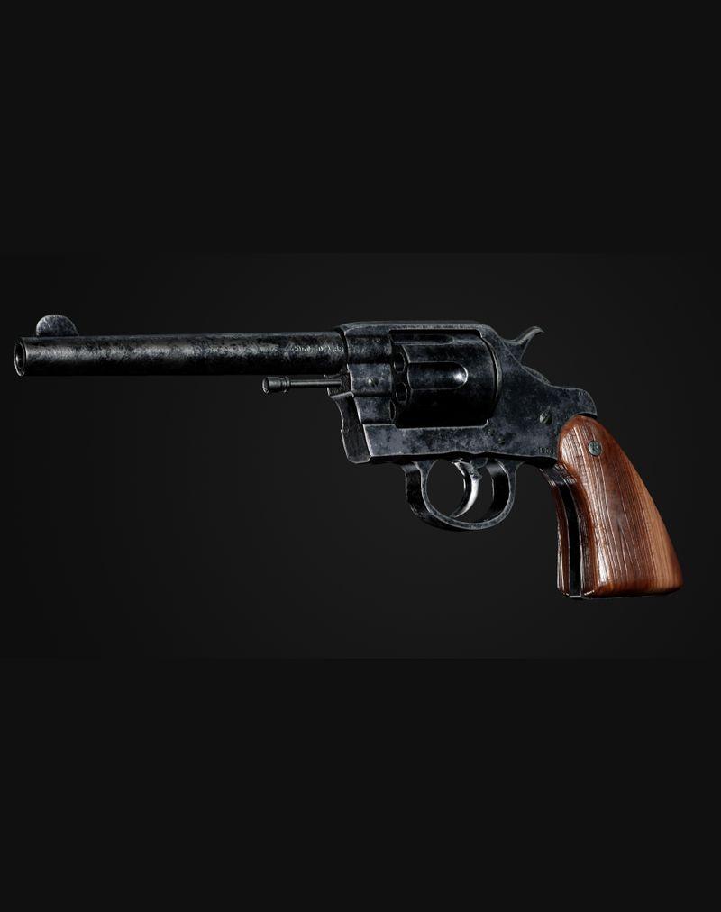 1908 COLT Revolver