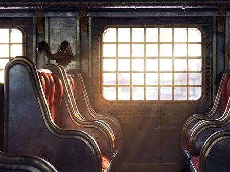 Jonathan Massin - Environment/Lighting artist