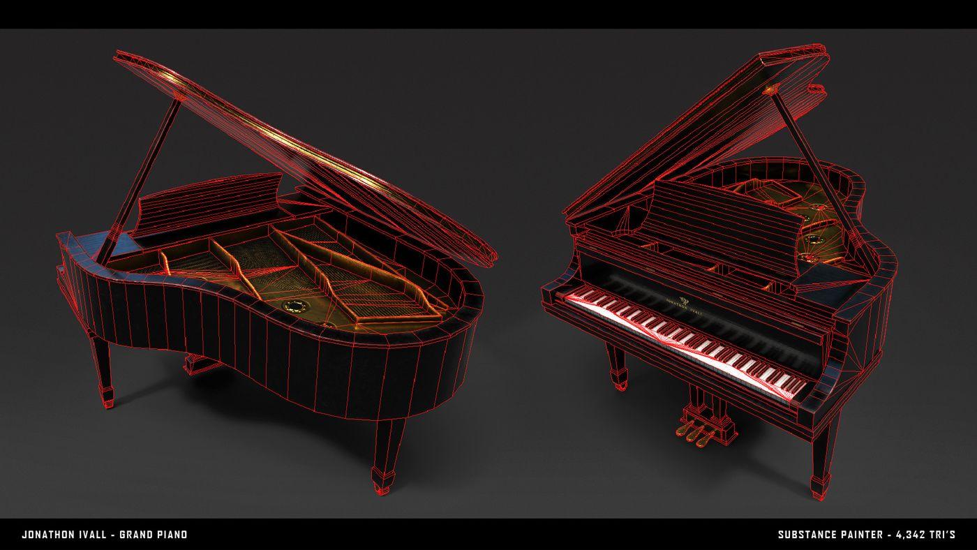 Jonathon Ivall Piano Render 03 Jonathon