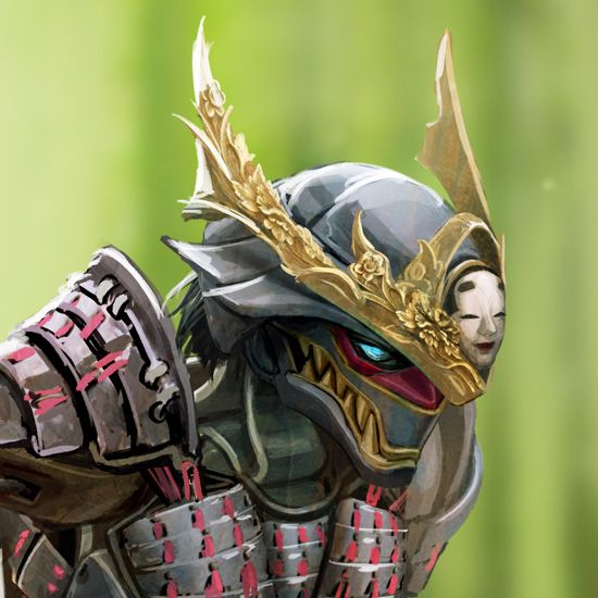Character Concept - Doll Princess
