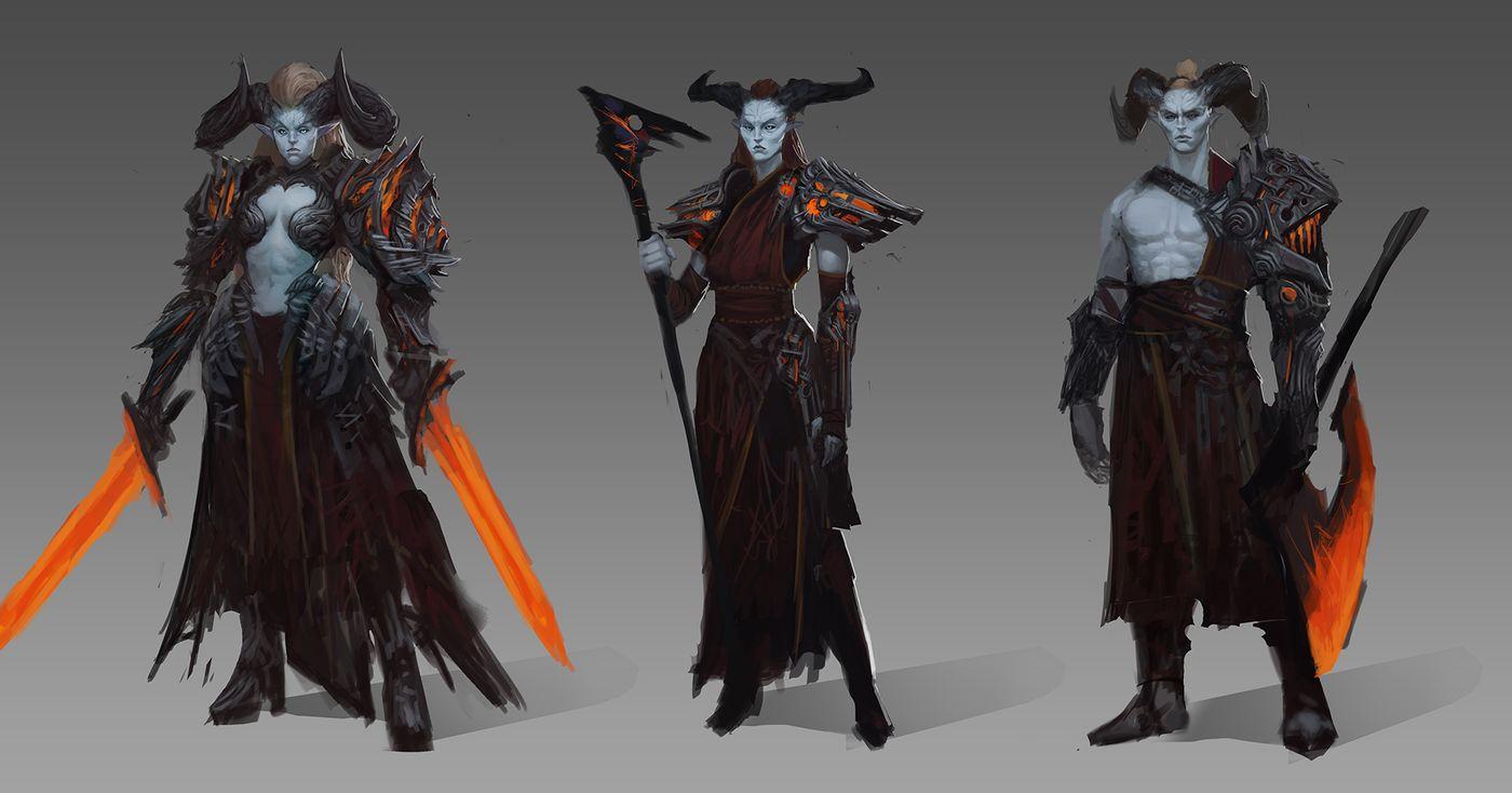 Fire%20 Legion%20 Characters Jonlundqvist