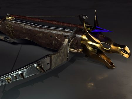 Dragon Crossbow