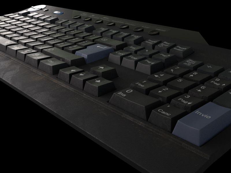 Lenovo Keyboard