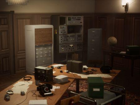 Repurposed Soviet Office