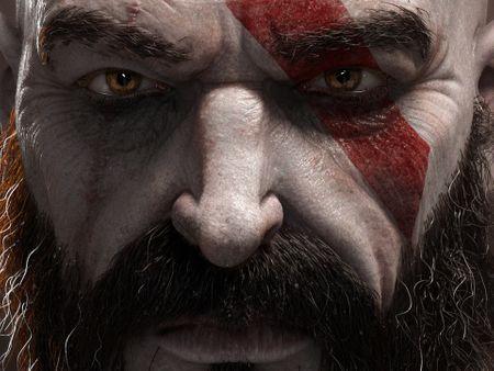 God of War - Jordan Moodaliar