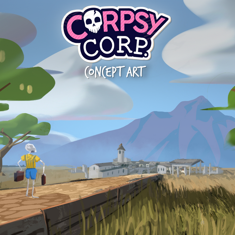 CORPSY CORP:  Concept Art