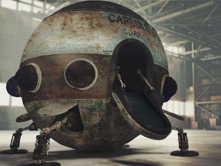Capsule Corp History
