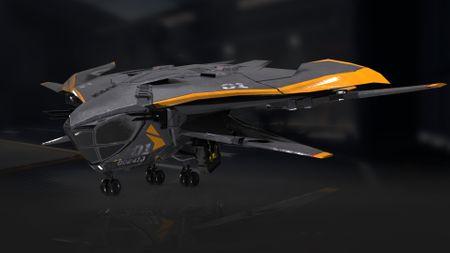 Aircraft - Mystique