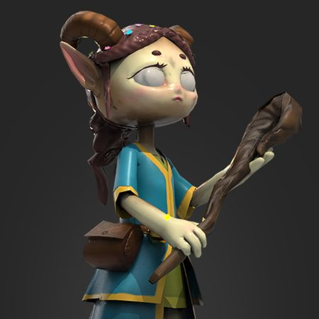 Beau - The guide elf