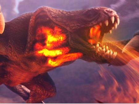 Persan Royal - game ready dragon