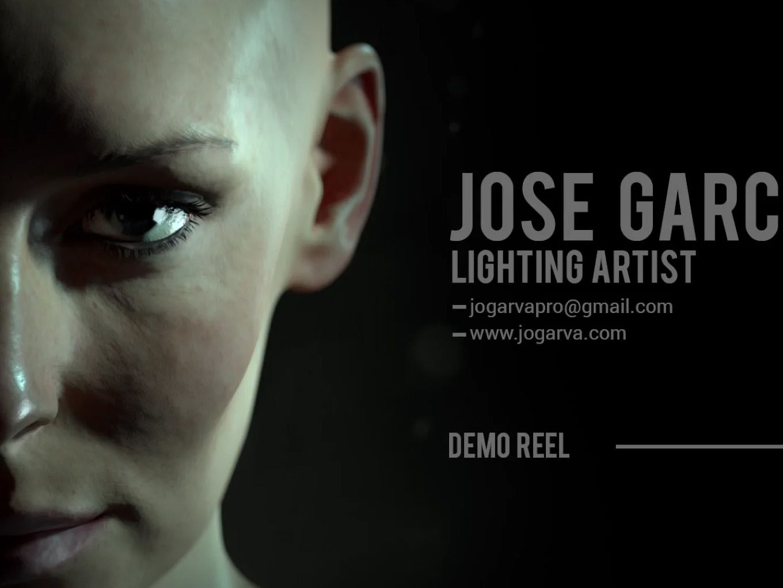 Lighting Artist Demo reel
