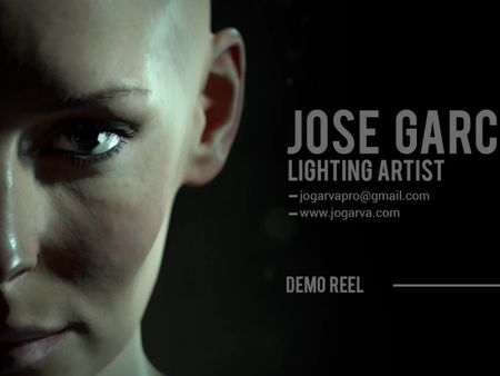 Lighting Artist Demo reel