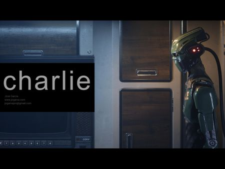 Charlie in-game cinematic