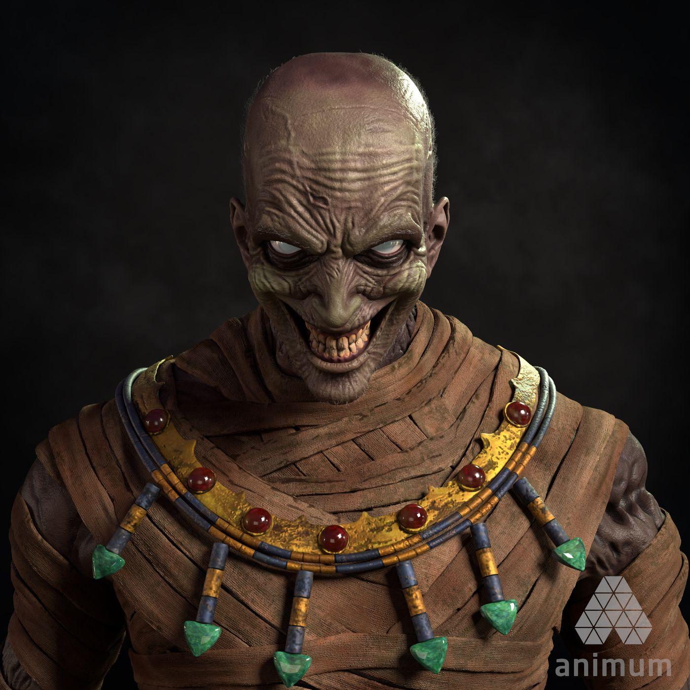 Kan-ra (The mummy)