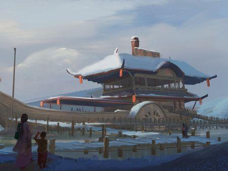 Concept art - José Ramírez