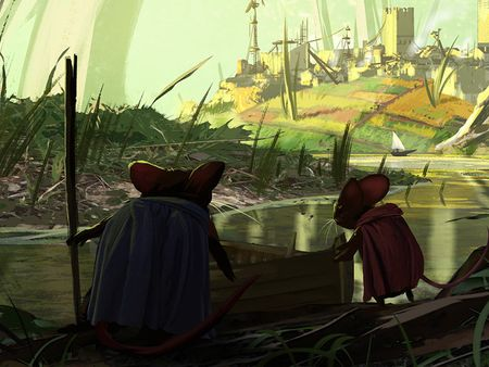 Mouse Guard project 2020