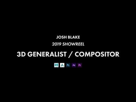 Josh Blake 2019 Showreel