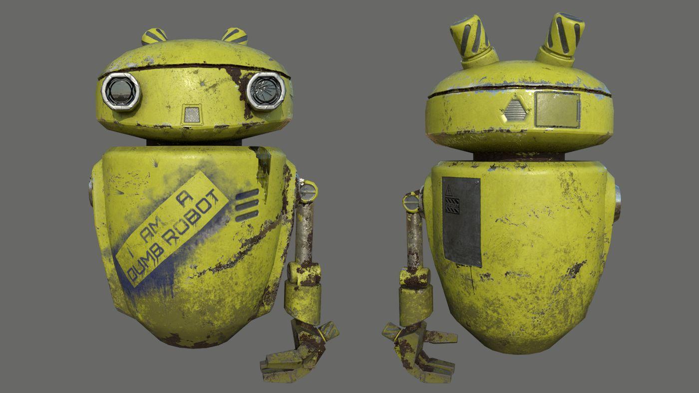 Josh Herring Robot Joshherring