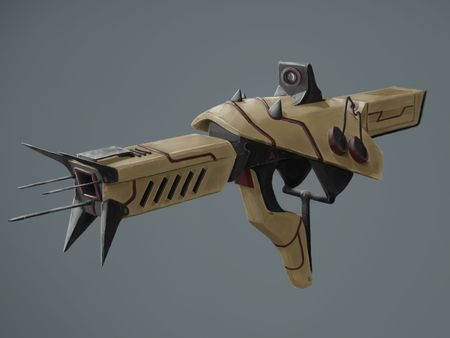 Division of Weapon Relics 2: PULSA EPR-S.S