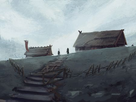 Neighbours - Viking Rivalry (Keyframe)