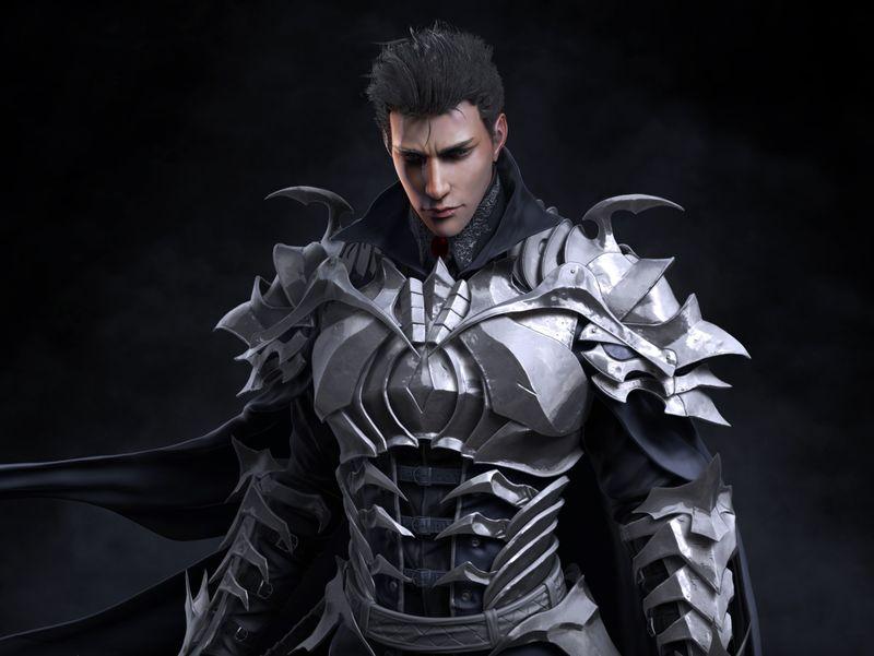 Gothic Armor