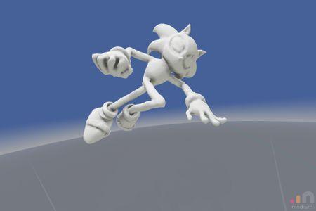 Sonic model (in Progress)