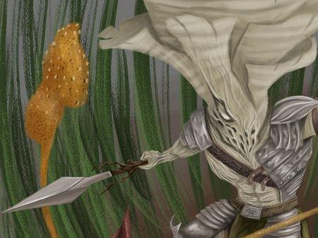 Cordyceps Knight