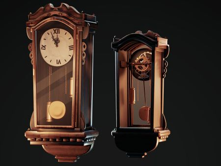 ATLAS Clock | Prop Design