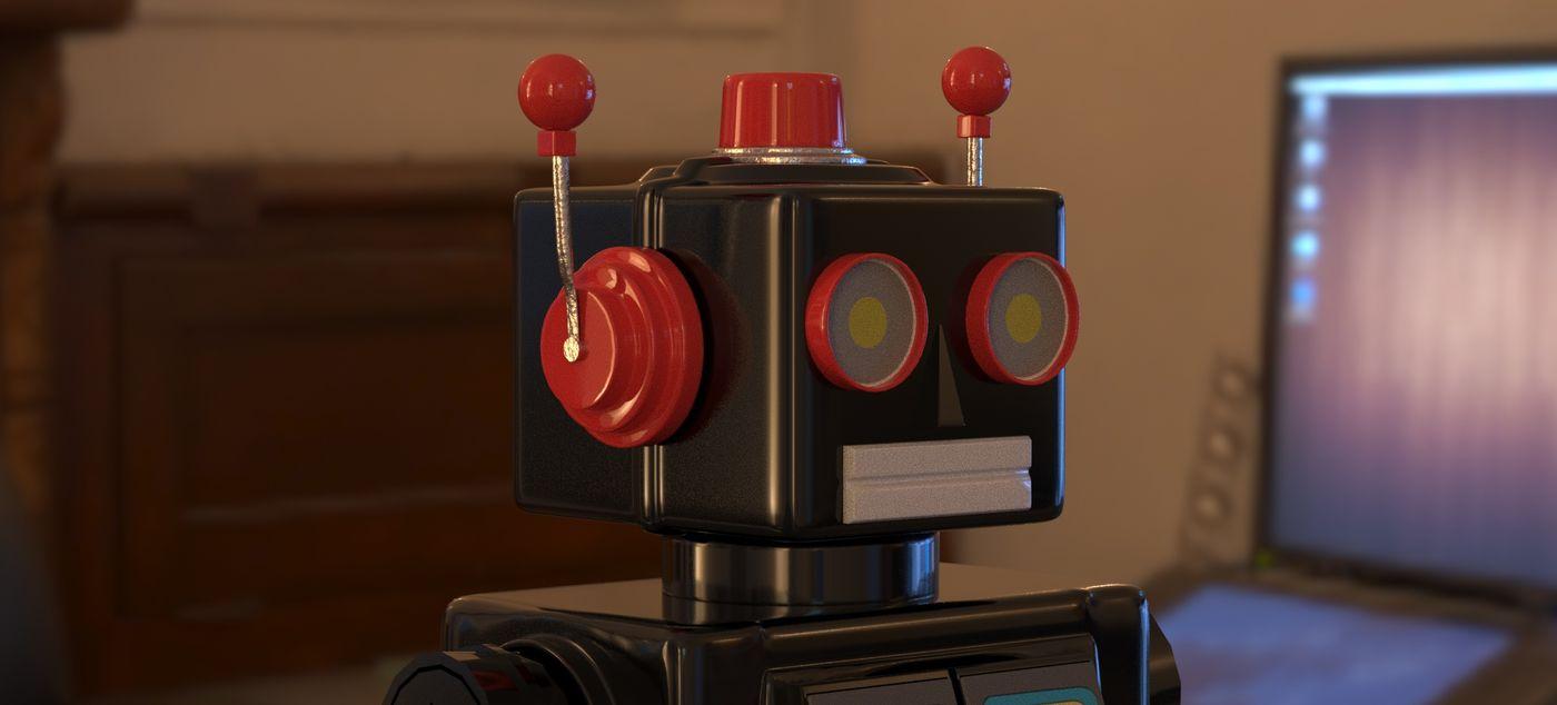 Robot006 Joylp